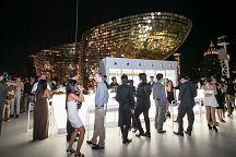Корпоративные мероприятия в руфтоп-баре Zense Gourmet Deck & Lounge Panorama