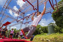 Новая возможность для тимбилдингов — экстрим-парк Ninja Warrior Thailand
