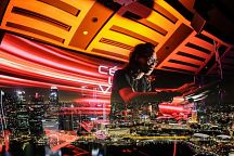 CÉ LA VI Bangkok's Club Lounge — вечеринки на вершине мира