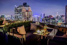 ZOOM Sky Bar & Restaurant ― руфтоп-бар отеля Anantara Sathorn Bangkok Hotel 5*