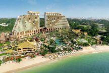 Продолжение реновации в отеле Centara Grand Mirage Beach Resort Pattaya
