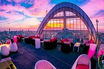 Руфтоп-бар Red Sky — особенный вечер под небом Бангкока