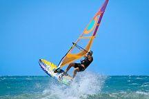 Быстрее ветра: чемпионат по виндсерфингу в Паттайе