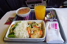 Thai Airways предлагает пассажирам пятизвездочное меню