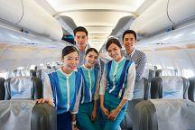 Bangkok Airways названы среди самых пунктуальных авиаперевозчиков мира