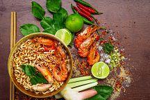 Тайские рестораны получили звезды Michelin