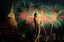 В Таиланде готовят предновогодний парад фейерверков