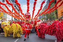 Таиланд готовится с размахом встречать Китайский Новый год