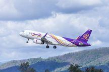 Тайская авиакомпания отменила рейсы в Гонконг