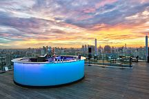 Octave Rooftop Lounge & Bar: частичка Нью-Йорка в Бангкоке!