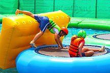Тимбилдинги в аквапарке Splashdown