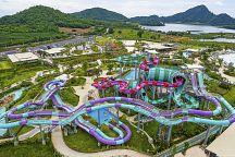 Тимбилдинг в самом большом аквапарке Таиланда — Ramayana!